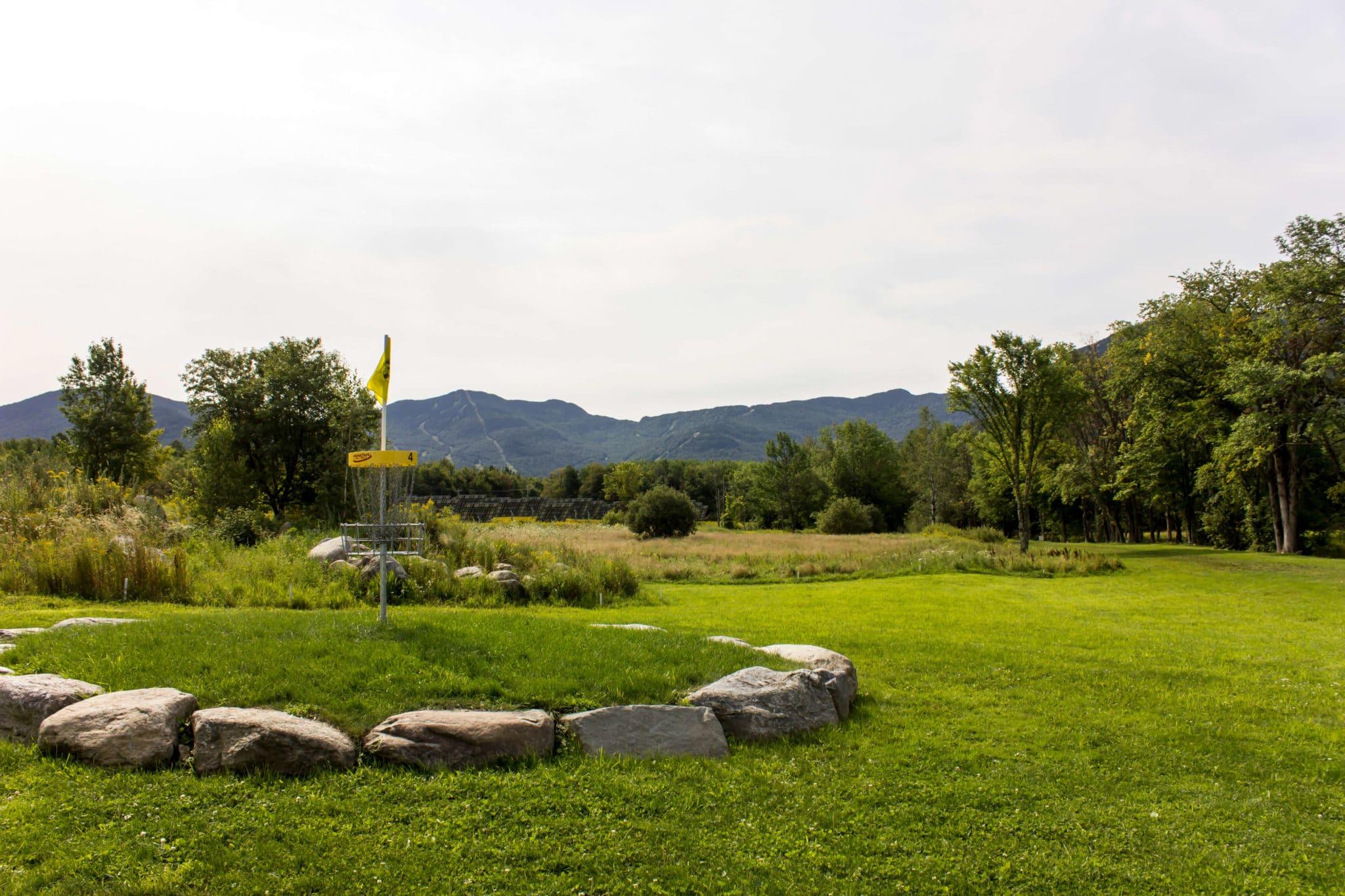 Fox Run Meadows disc golf course