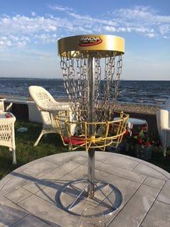 Innova disc golf basket