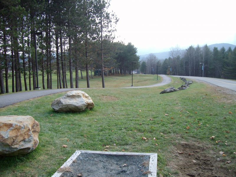 Johnson State disc golf course